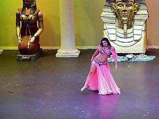 Alla Kushnir sexy Belly Dance part 129