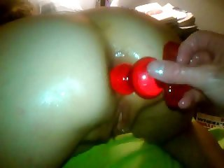 Danielle Butt Plug Fisting Milf