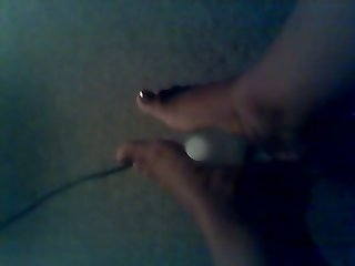 Sexy black feet