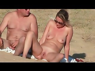 Nude Beach - Exhibitionists Pt 04