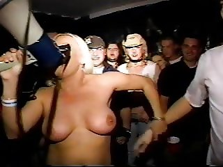 College Invasions - second scene