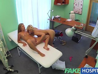 FakeHospital - Naughty blonde nurse