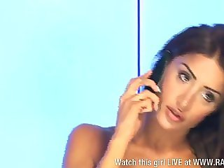 Preeti Young totally naked & being naughty