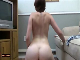 Family Daughter need fuck with Daddy