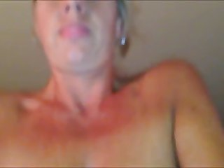 mature wife riding cock pov
