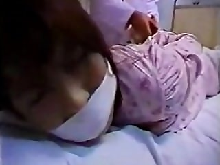 asian girl tied up in bed