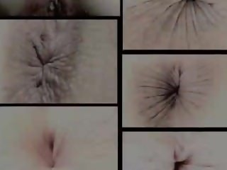 EXTREME ANAL FETISH COLLECTION