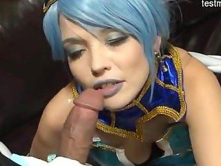 Sexy gf amazing handjob