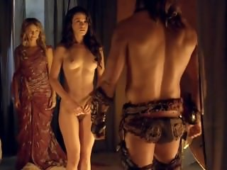 Gwendoline Taylor Nude Spartacus HD-S03E03