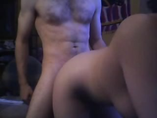 Homemade Busty young wife getting naughty with hubby