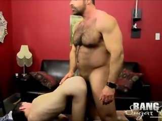 Bang Me! Slut Twink Used By A Muscular Daddy