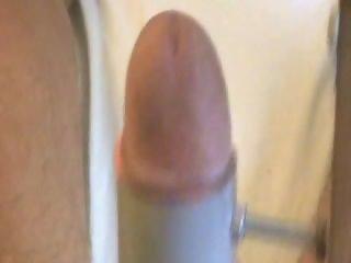 masturbation par une machine et éjaculation