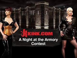 The Kink Contest - Spend a Night in the Kink Armory Studios!