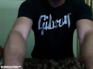 tricked straight sexy dilf (see full vid on internationalwanker.com)