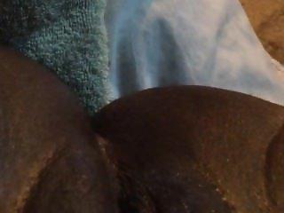 Pleasing my phat wet juicy pussy