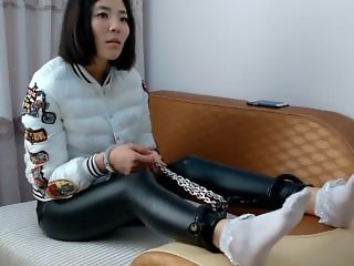 NorthEase Chinese Model Bondage 02 lusty maid