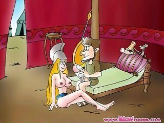 The Iliad2 xxx cartoon
