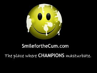 SmilefortheCum.com - Cam Girl Jerk Off Surprise