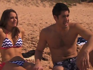 Cassie Howarth - Home and Away - bikini - 5