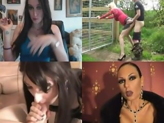 Sissy Training - Beautiful Smokers vs. HC Crossdressers