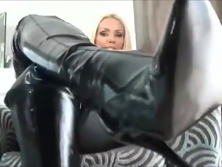 Mistress Lucy Zara Boot/Feet Fetish POV