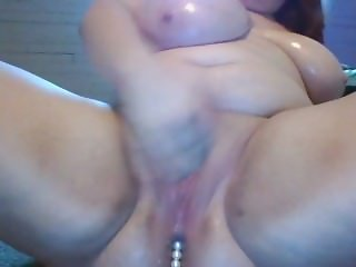 Moaning, anal beads and squirt.