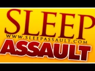 Sleep Assault on Sleeping Teen