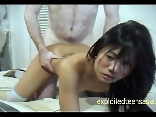 Mandy Filipino Amateur Teen Likes It Hard She Gets A Gob Full Of Cum At End