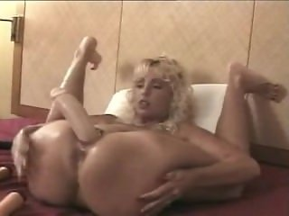 Extreme Nasty Slut - Fuckin.Pussy.In.Pussy.Brutal.Dildo.Insertion.Fisting.S