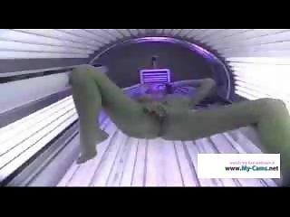 Webcam in Solarium