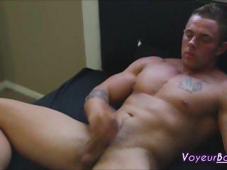 Johnny Cox Solo ( Jerk Off & Cum )