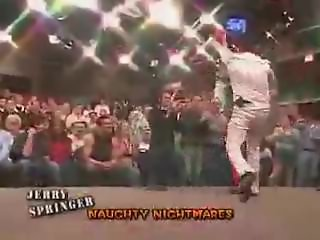 Jerry Springer Halloween pay per view special