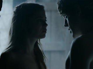 Game Of Thrones - S05E05 - Charlotte Hope Nude Scene (Myranda)