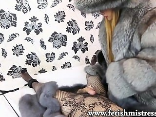 Fur Fetish Torment Sissy