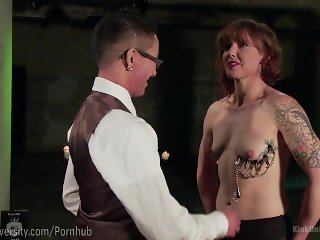 BDSM Control Moves and Nipple Play