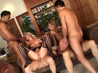 SeXtreme, Cumswapping Anal Orgies #2