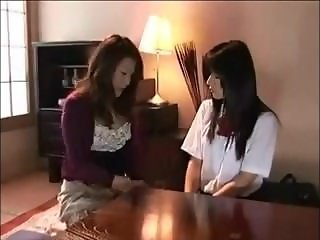 Japanese Futanari - Mother Daughter Complete Sex