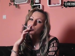 Smoking german mistress Ch N