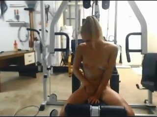 Arica LIVE on 720cams.com - Nude workout with vibrator 3 of 5