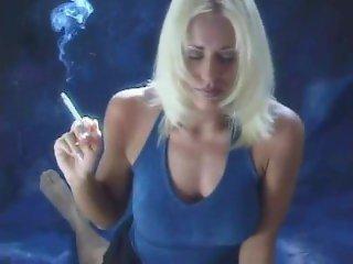 Smoking and riding