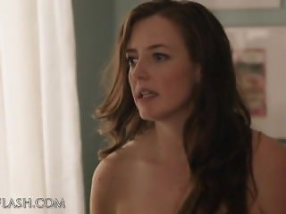 Stephanie Allynne Topless In People Places Things