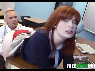 After Class Have Sexy With Teacher 1