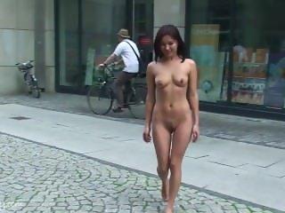 Agnes B[Agnes Mirai] - Public Nude