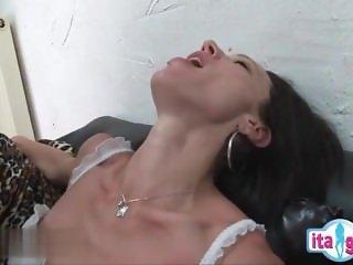 Cute pornstar extreme gangbang