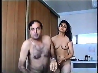 Khan sahab fucking his 3rd beautiful Hindu wife before they divorced