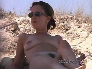 Nudist Beach Teen Girls Voyeur Serie 05