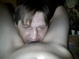 MY WIFE LISA ME TO LICK HER PUSSY AFTER HAVING SEX WITH HER LOVER.