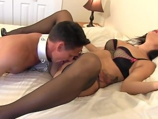 ClubStilleto - Lick Your Way Out Of Chastity Part - 1 (Jasmine)