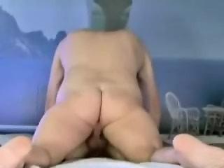 Daddy fucking a crossdresser