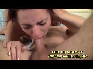 Extreme Brutal Deepthroat Fucked Teen - WWW.PunishTubing.TK